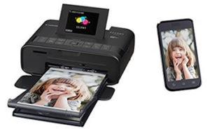 Mini Fotodrucker von Canon