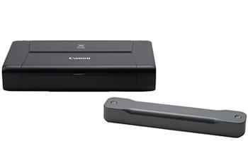 Portabler Drucker Pixma iP110 mit Akku