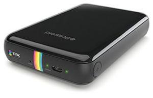 Kleiner portabler Fotodrucker